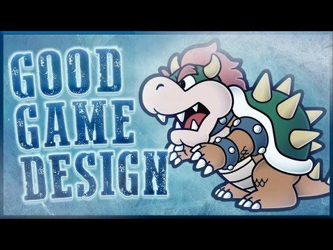 Good Game Design - Bosses