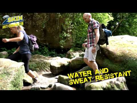 Stop Chafing and Blisters - for Hiking and Other Outdoor Activities