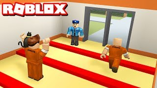JAILBREAK OBBY!! | Roblox Adventures