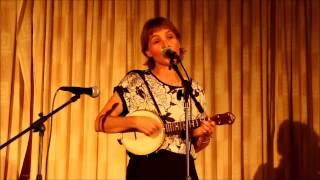 Cathy Darlington Sings Thank You & Mr Moon July 2015