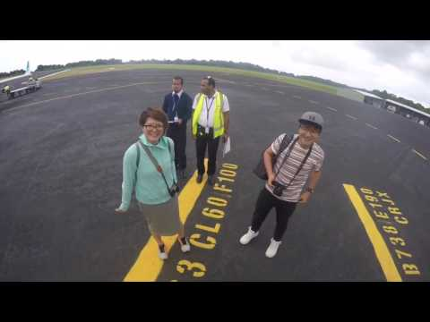 #JetSetKex's Journey to Xmas Island & Showtime!