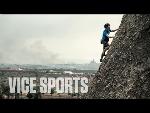 Alex Honnold Climbs Angola