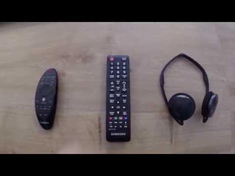 Activation du support pour casque audio bluetooth Smart TV Samsung