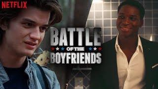 Battle of the Boyfriends: Stranger Things vs. Sex Education   Netflix