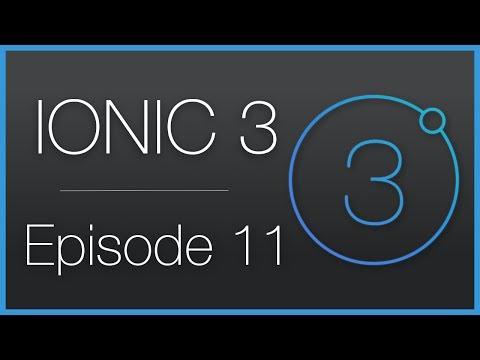 Ionic 3 • Intégration des notifications Push avec OneSignal • Épisode 11