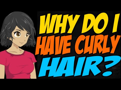 Why Do I Have Curly Hair?
