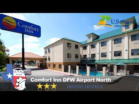 Comfort Inn DFW Airport North - Grapevine Hotels, Texas