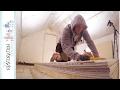 Boarding the walls | Loft Conversion Project 6.0