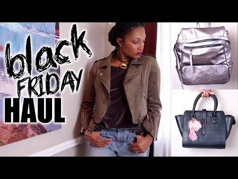 AMAZING BLACK FRIDAY CYBER MONDAY HAUL 2016 | Zaful.com | BlueprintDIY