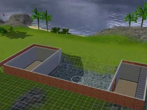 Sims 3 Walk-Out Basement Tutorial