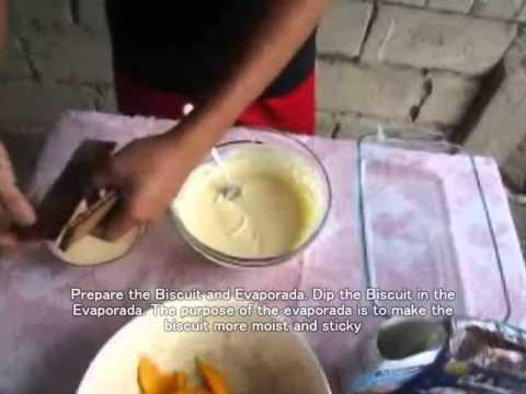 How to Make Home-Made Mango float.wmv