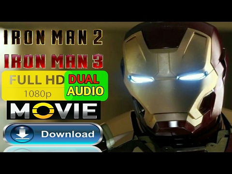 How To Download Iron Man Movie Part 2 Or 3, Full Hd, Movie In English, Hindi(Dual Audio)
