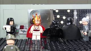 What if Padmé would survive? (Lego Star Wars)