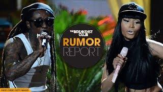 Charlamagne Farts On New Nicki Minaj and Lil Wayne Record