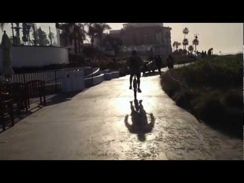 New Beach Walkway in front of Hotel del Coronado
