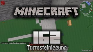 Let's Play Minecraft - #162 - Turmsteinlegung