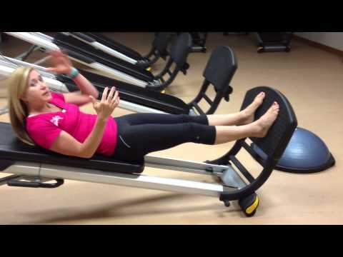 Part 1 - Strengthen Your Feet and Ankles with Total Gym Lower Body Workouts