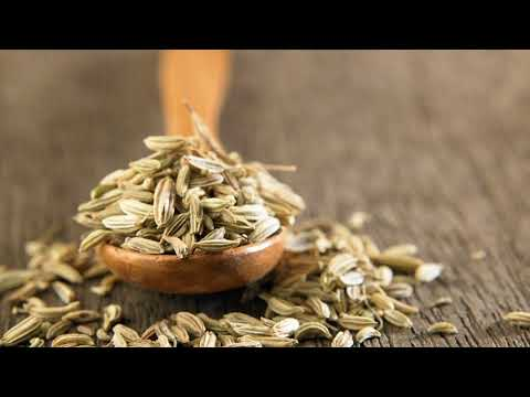 Excellent Remedy To Make Stomach Upset Clean Is Fennel Seeds- Natural Remedy For Stomach Upset