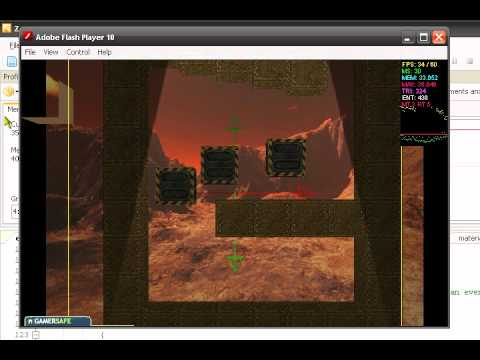 Away3DLite Sidescroller Zombie Shooter 3D FLASH GAME DEVELOPMENT