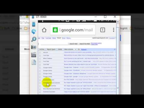 How to add signature in Gmail android app using desktop version