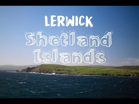 I Can SEE the SHETLAND ISLANDS 😮
