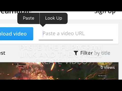 How To Remove A Flipagram Watermark (NO APPS REQUIRED| ANDROID/IPHONE)