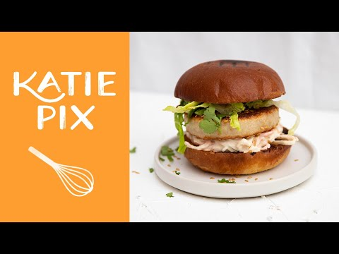 Healthy Turkey Burgers Recipe | Katie Pix