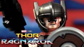 Thor: Ragnarok Official Trailer IN LEGO