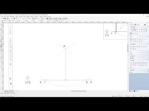 Perpendicular from a point to a line -  Method 2