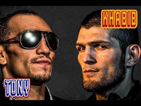 UFC 223 Tony Ferguson vs Khabib: Body Language Breakdown