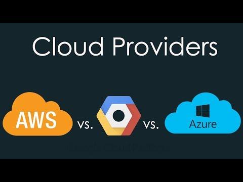 Picking a Cloud Provider: AWS vs GCP vs Azure vs Vultr vs Digital Ocean