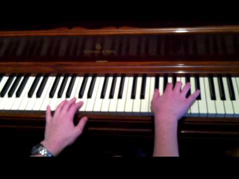 Piano Tutorial: Dragonborn (Skyrim Main Theme)