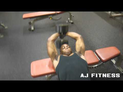 How To Build Your Chest: Dumbbell Pull-Overs