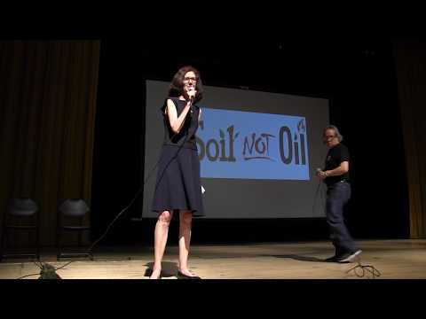 Drawing-down Carbon at the Landscape Level - David Johnson - Plenary II - Soil Not Oil 2017