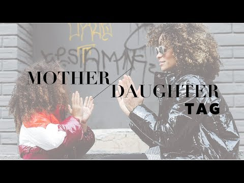 Mommy Daughter Tag | Scout The City
