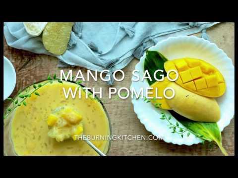 Mango Sago Pomelo Dessert Video