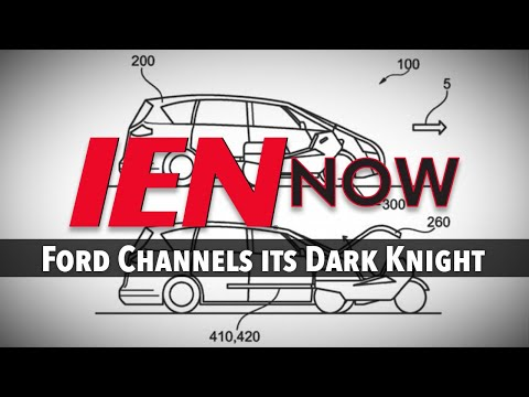 IEN NOW: Ford Channels its Dark Knight