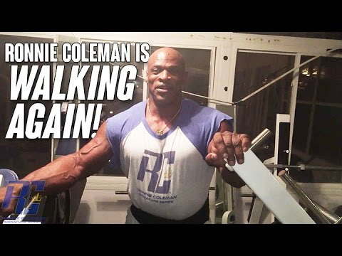Ronnie Coleman Road to Recovery | Part 4