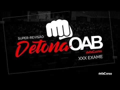 Xxx Mp4 Super Revisão Detona OAB XXX Exame De Ordem MeuCurso AO VIVO 3gp Sex