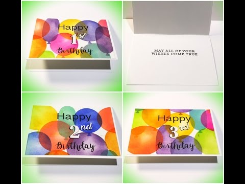 Create Birthday Cards In Bulk