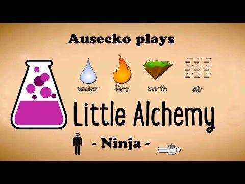 Little Alchemy - Ninja