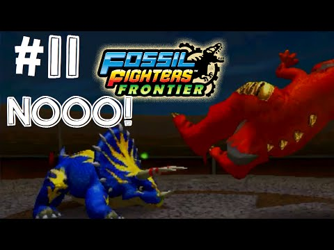 Fossil Fighters: Frontier Nintendo 3DS NOOOO WHY! Walkthrough/Gameplay Part 11 English!
