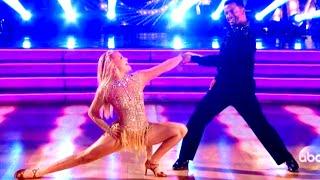 【hd】alfonso Ribeiro & Witney Carson Cha Cha/argentine Tango - Dwts 19 Finale