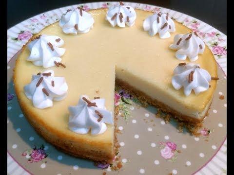 Baked Cheesecake| New York Cheesecake| Cheesecake