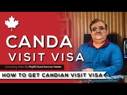 How to get Canada Visit Visa