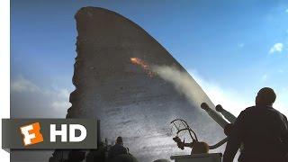 Mega Shark vs. Crocosaurus (1/10) Movie CLIP - Shark Sinks Ship (2010) HD