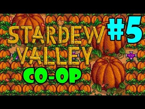 Stardew Valley MULTIPLAYER - BLIND Playthrough - Part 5 (Beta)