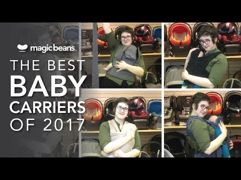 Best Baby Carriers of 2017 | Ergo 360, Cybex Yema, Baby K'tan, Moby, Stokke My Carrier, Baby Bjorn