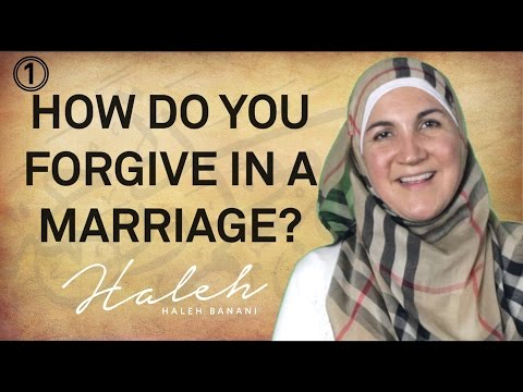 Marriage Counseling Question 1: How Do You Forgive In A Marriage?