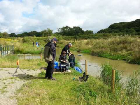 Sarah Collins, Funding For Youth Angling Schemes